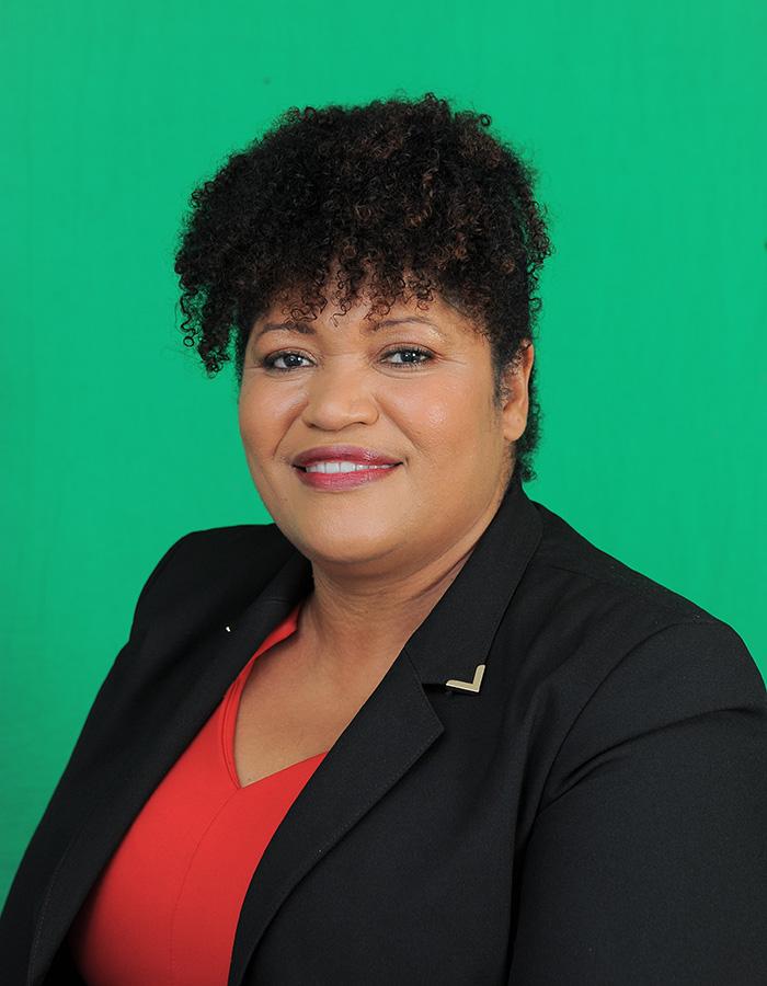 Ms Corine Bolton
